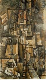 Il Cubismo Analitico Nasce Dalla Volont 224 Di Sostituire