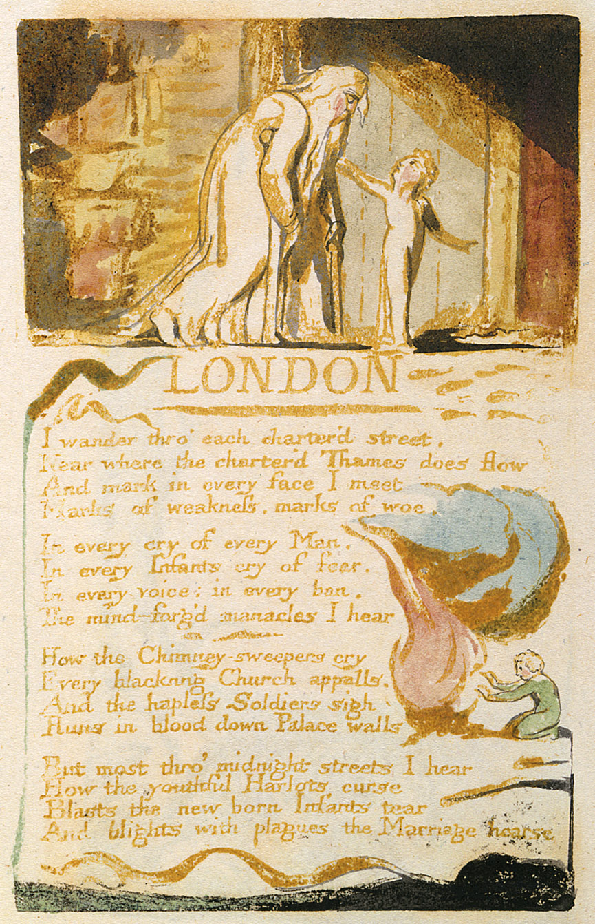 London, William Blake